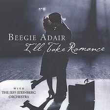 I'll Take Romance - Adair, Beegie (CD 2002)