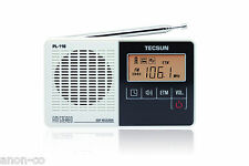 Tecsun Pl-118 Pll Dsp Fm-Stereo Single Band Radio >