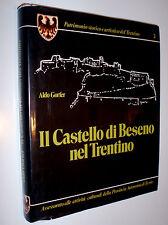 Aldo Gorfer / Il Castello di Beseno nel Trentino