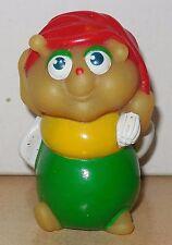 1986 Hasbro Glo Friends CLUTTER BUG Worm Bugs