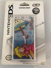 Nintendo Ds Lite System Wrap Super Princess Peach