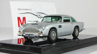 Scale car 1:43, Aston Martin DB5, Silver