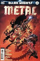DARK NIGHTS METAL #6 (OF 6) 2018 ANDY KUBERT VARIANT COVER DC COMICS NM
