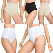 Womens Body Shaping Slimming Underwear Tummy Control High Waisted Panties FG3476