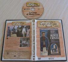 DVD FILM CAPE ET D'EPEE LE COMTE DE MONTE CRISTO 1 ERE EPOQUE N° 9