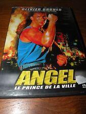 DVD   ANGEL LE PRINCE DE LA VILLE  olivier gruner  langue française