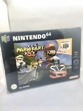 Mario Kart 64 (Nintendo 64, 1997) - European Version