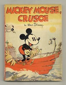 Mickey Mouse Crusoe 1936 VG 4.0