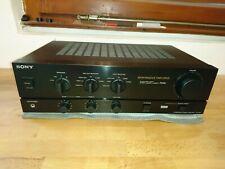 Sony ta-f220 amplificateur amplifire Poweramp Stereo Hifi Amplificatore