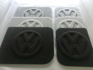 Volkswagon Caddy Carpeted Rear Door Panels // Brand New // Easy To Fit
