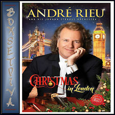 ANDRE RIEU - CHRISTMAS IN LONDON *BRAND NEW DVD *