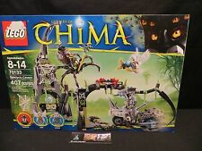 Lego Legends of Chima set #70133 Spinlyn's Cavern 407 pieces