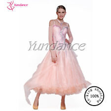 high quality tailor made ballroom dancing dress woman B-13194