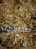 10 Grams of HUGE Gold Leaf Flakes BEST PRICE ON EBAY Great For Gift Giving