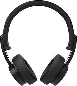 Urbanista Detroit Bluetooth On-Ear Wireless Headphones - Black