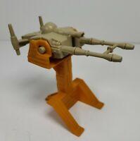 MOTU Castle Grayskull Laser Cannon Turret Gun Masters of the Universe Accessory