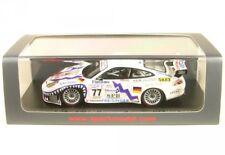 PORSCHE 911 GT3 RS N°77 7 LEMANS 2001 ( r. Dumas - (G) . Jeannette - P.haezebrou