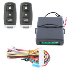 Quality Keyless Entry system remote trunk release Electric Pneumatic Lock DC12V