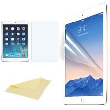robuste Displayschutzfolien für verschiedene Apple und Samsung Tablets - klar