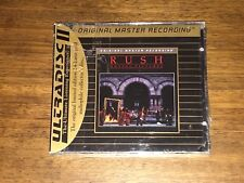 RUSH ~ MOVING PICTURES ~ MFSL 24 KARAT GOLD CD  STILL FACTORY SEALED !