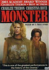 Monster (DVD) Charlize Theron, Christina Ricci