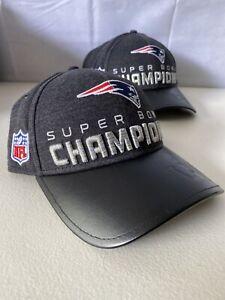 NWT New England Patriots LI Super Bowl 51 Champions Trophy 9Forty Hat New Era