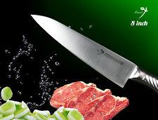 Japanese Vg10 Steel Chef's knife 8 inch Polishing Blade Fruit Meat Slicer