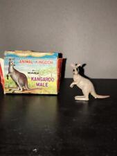 Male Kangaroo -   Marx Animal Kingdom with Original Box (1962)