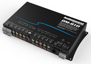 AudioControl DM-810 8 x 10 out Matrix DSP Digital Sound Processor Audio Control