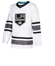 Authentic Adidas NHL Los Angeles Kings Hockey Jersey New 52 (LARGE)