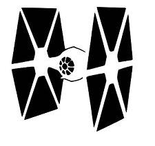 StarWars Tie Fighter vinyl Decal / Sticker