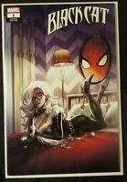 BLACK CAT 1 Variant Mirka Andolfo NM+ MARVEL KEY 2 0 1 9 SPIDERMAN AMAZING