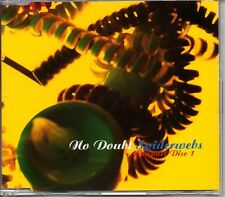 NO DOUBT - SPIDERWEBS - VIDEO ENHANCED CD SINGLE 1 - MINT
