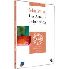 DVD Les acteurs de bonne foi (Marivaux) NEUF sous cellophane