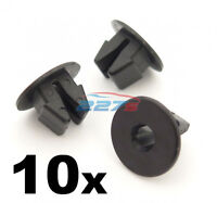 10x Plastic Screw Grommets for Toyota Sill Moulding Bumpers Wheel Arch Mudguards
