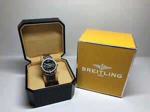 Breitling Aerospace Titanium Watch +UTC (Copilot watch) -- good condition