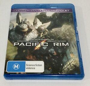 Pacific Rim 3-Disc Set Blu-Ray + DVD