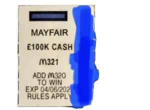 2021 Mayfair Macdonalds Winner