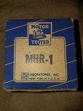 NOS 6V Horn Relay 35-54 Willys Hudson Switch 47770 155319 160343 160799 MHR-1