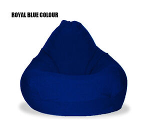 MADE IN AUSTRALIA BEAN BAGS 14 COLOURS AVAILABLE in LARGE JUMBO & GIANT SIZES