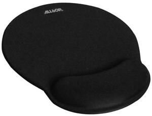 MOUSE PAD MEMORY FOAM BLACK Computer Products 5940 PACK 1