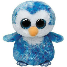 TY Beanie Boos - ICE CUBE the Penguin (Glitter Eyes)(Medium Size - 9 inch) MWMTs