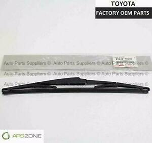 FACTORY LEXUS RX400h RX330 RX350 REAR WIPER BLADE ASSEMBLY 8524248030 OEM