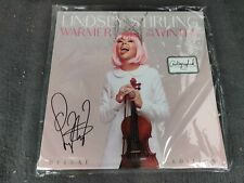 LINDSEY STIRLING - WARMER IN THE WINTER -2018 DELUXE VINYL + SIGNED JACKET