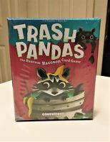Trash Pandas Card Game BRAND NEW Sealed