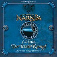 Die Chroniken von Narnia. Der letzte Kampf. 4 CDs von Le... | Buch | Zustand gut
