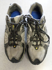 "New Balance ""480"" All Terrain, gray and black, trail running shoes. Men's 8 4E"