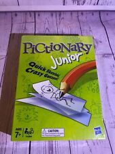 NEW/SEALED - PICTIONARY JR. - Board Game, Quick Sketches/Drawing, 2011 - RARE