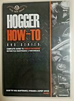Hogger How To Complete Guide To Harley Davidson Maintenance Perform Vol 1 DVD