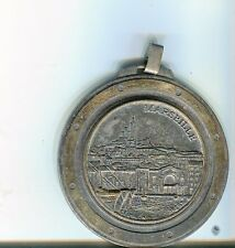 Ancienne medaille ville de Marseille direction des sports